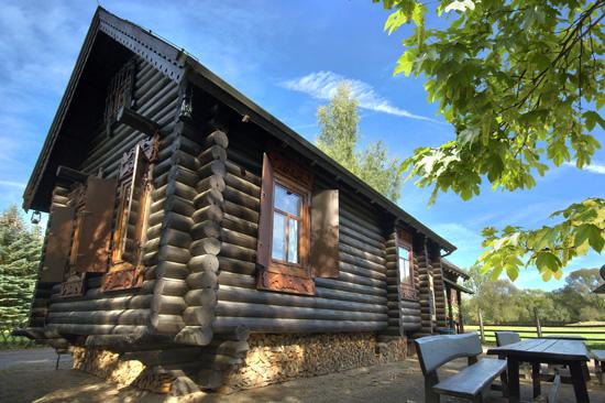 Russische Blockhäuser blockhaus im wildpark herzlich willkommen